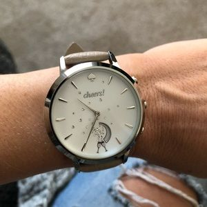 Kate spade smart watch tracker gently used 2 times